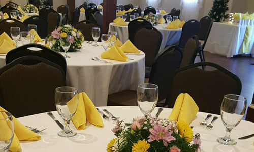 Banquet Hall Weddings